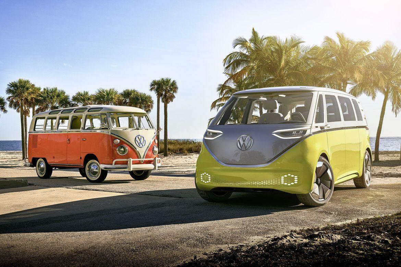 Volkswagen ID Buzz ska tillverkas på hemmaplan i Tyskland – från