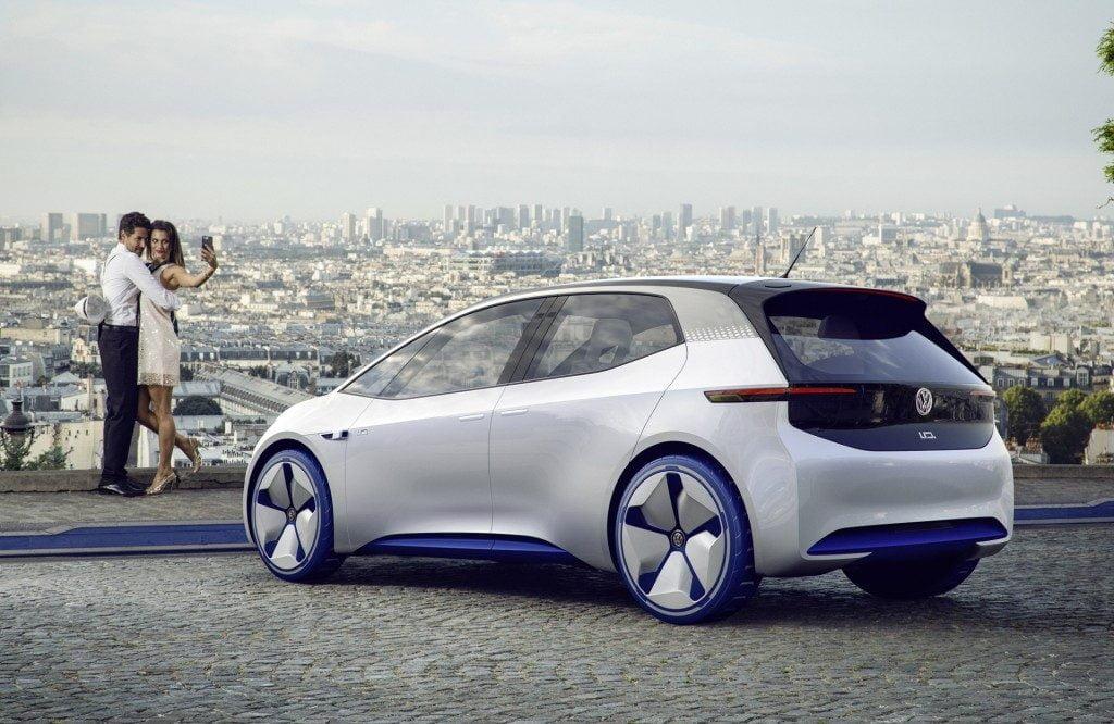 Volkswagens Kommande Elbilar Och Nar Du Kan Kopa Dem Allt Om Elbil