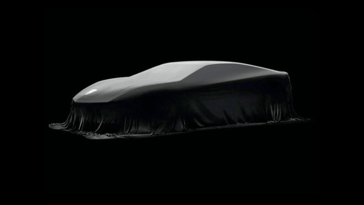 Sportbilstillverkaren Lamborghini förbereder sig för elbilar