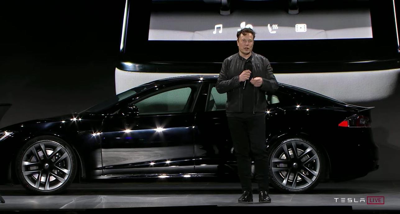 Se reprisen av Teslas leveransevent för Model S Plaid – snabbaste och säkraste bilen
