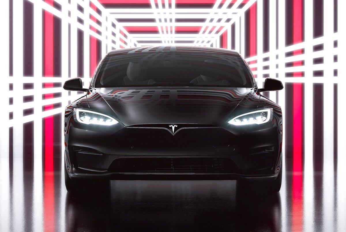 Inatt startar leveranserna av nya Tesla Model S Plaid – kommer livesändas